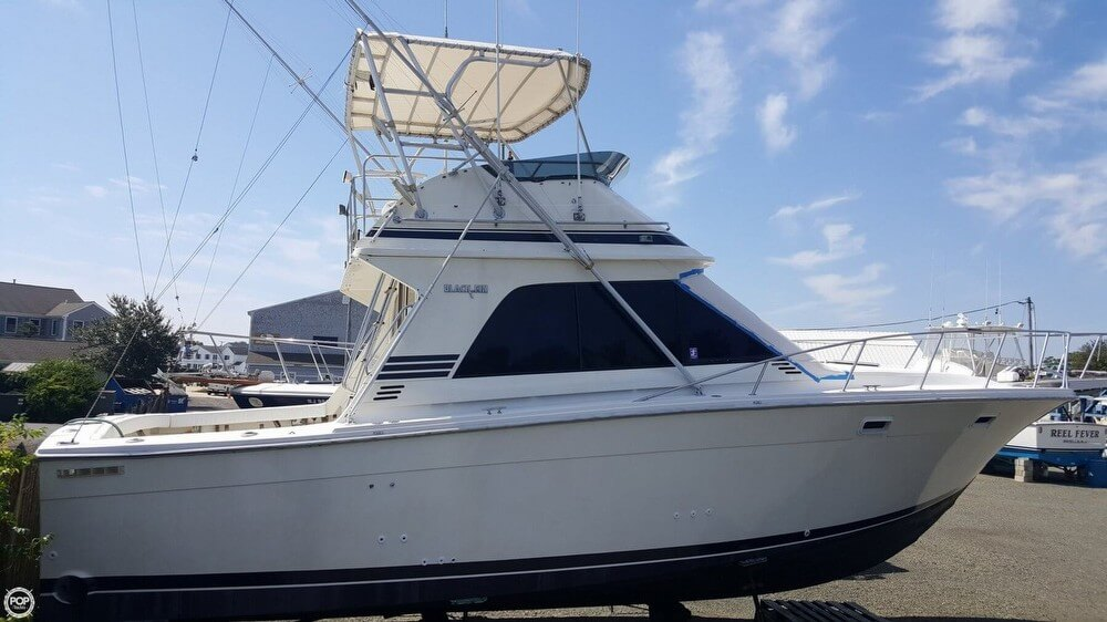 Blackfin 36 Convertible 1987 Blackfin 36 Convertible for sale in Point Pleasant, NJ