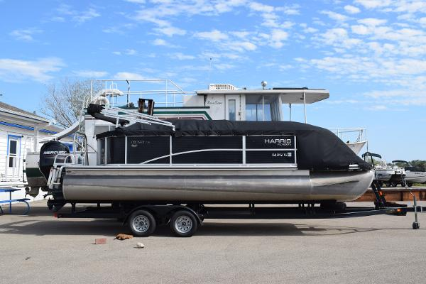 Harris FloteBote Cruiser 220