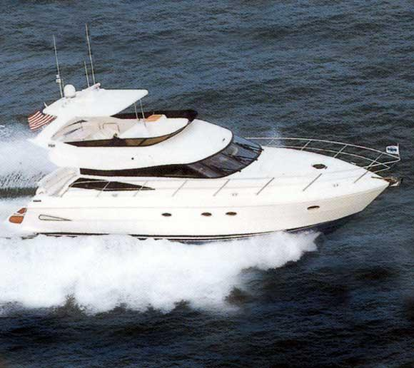 Neptunus 56 Flybridge Manufacturer Provided Image