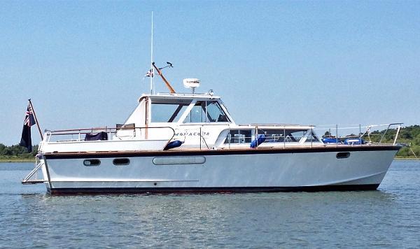 Morgan Giles TS Monaco Motor Yacht