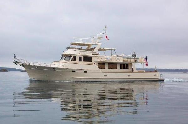 Fleming 78 Pilothouse - New Build 78 FLEMING - NEW BUILD