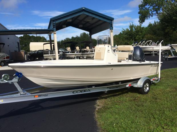 Cobia Boats 21 Bay