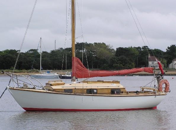 Cheverton Caravel Mk.I Photo 1