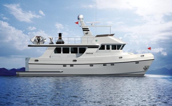 Explorer Motor Yachts Odyssey 62