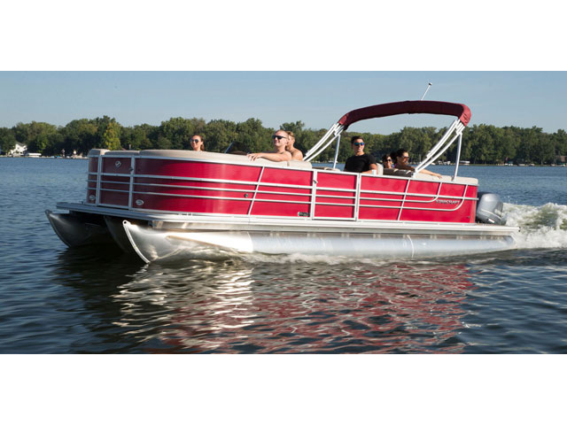 Starcraft Pontoon Stardeck 236 Cruise