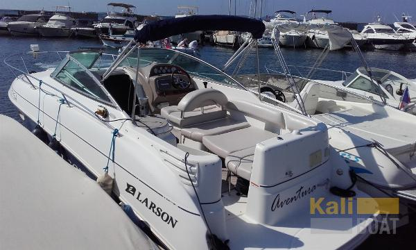 Larson Boats Cabrio 274 20160726_102511