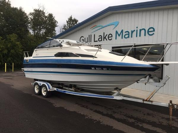 Bayliner Ciera 2455 Sunbridge Cuddy