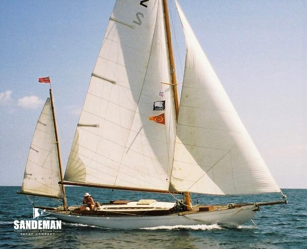 Mylne Classic Island Class Yawl