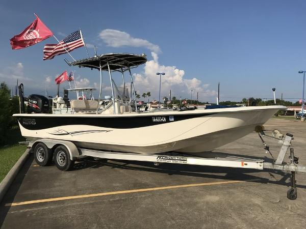 Carolina Skiff DLV Series 258