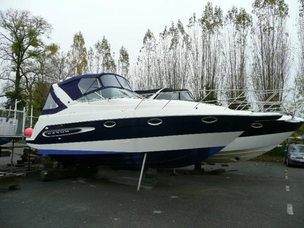 Maxum 2800 SCR Nikos