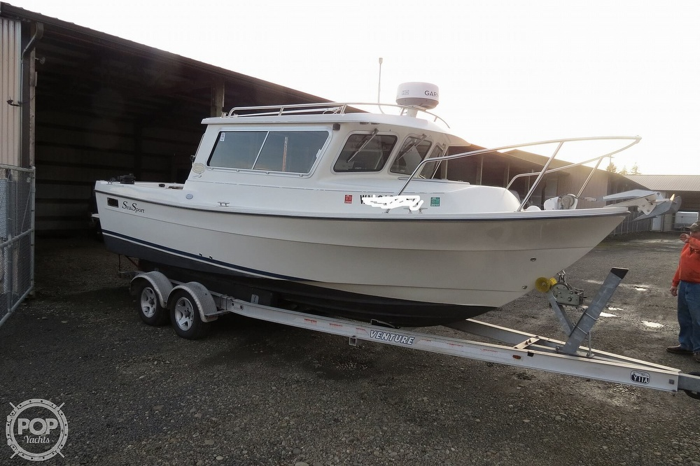 Sea Sport 2200 Sportsman 2004 Sea Sport 2200 Sportsman for sale in Elma, WA