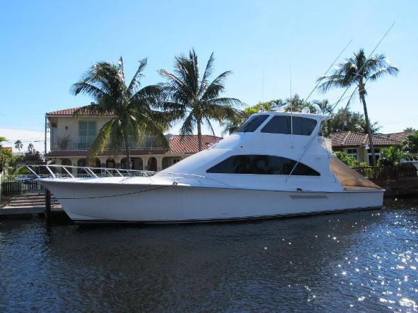 Ocean Yachts 62 Super Sport Profile
