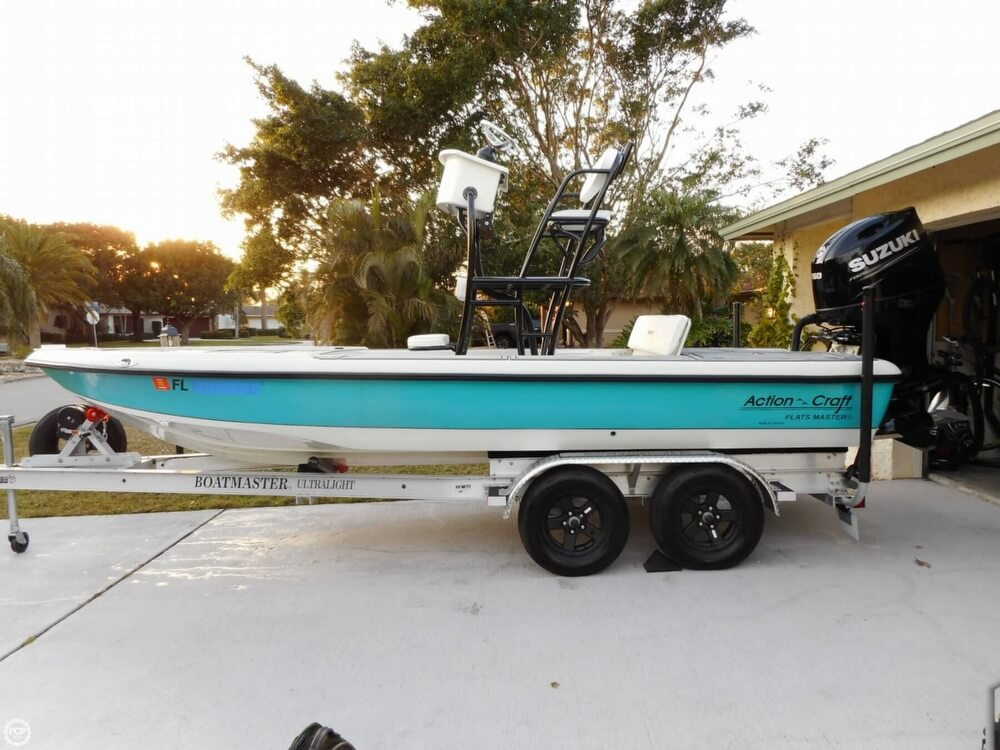 Action Craft 19 ACE FlatsMaster 2015 Action Craft 19 Ace Flatsmaster for sale in Fort Myers, FL