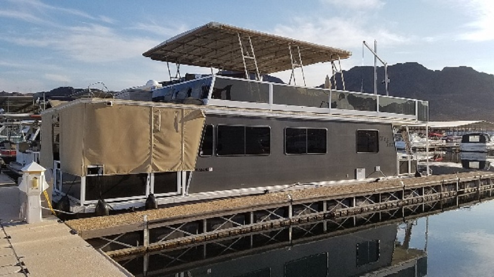 Destination Yachts 16x45 House Boat