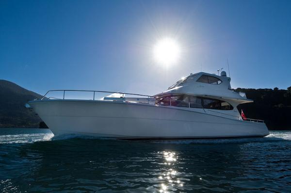 Maritimo Luxury Motoryacht
