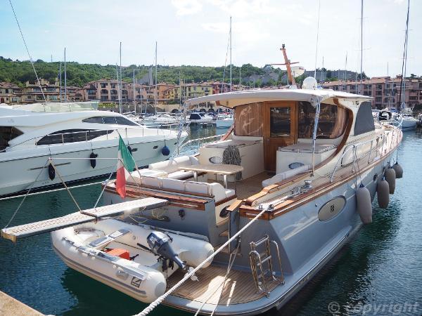 Abati Yachts Abati 55 Portland - AY 55 Abayachting Portland 55 Abati Yachts 1