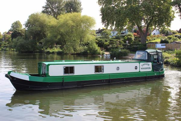 East West Marine 44' Cruiser Stern Narrowboat