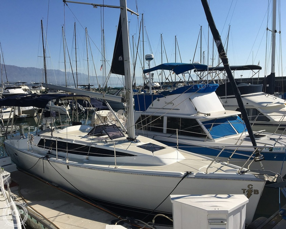 Marlow-Hunter 31 Shoal 2015 Marlow Hunter 31 for sale in Santa Barbara, CA