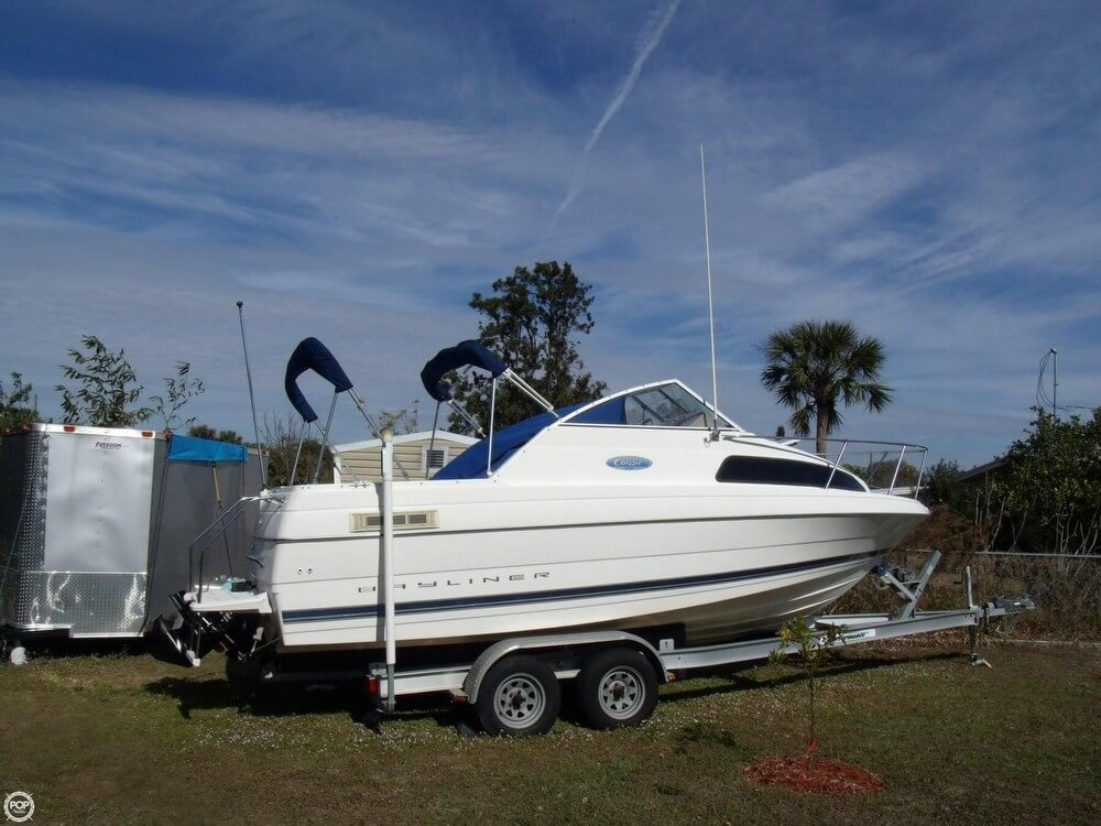 Bayliner 222 Classic 2004 Bayliner 222 Classic for sale in Port Charlotte, FL