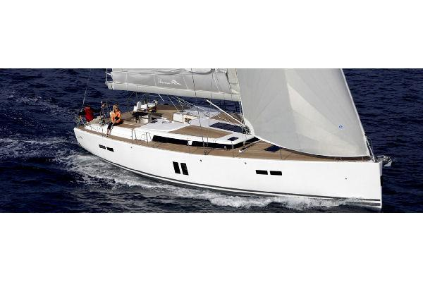 Hanse 545 Manufacturer Provided Image