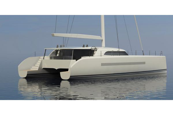 Ocean Explorer Catamarans 64