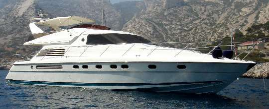 Fairline Squadron 62' Photo 1