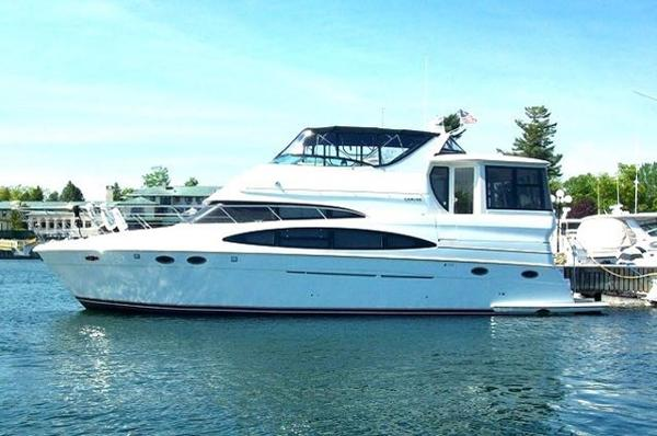 Carver 506 Motor Yacht Profile