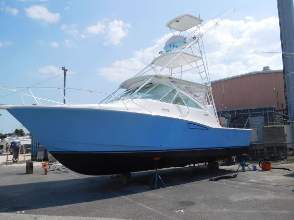 Cabo yachts 35 Express June 12   2017