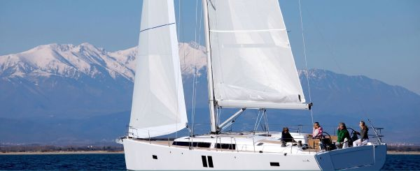 Hanse 495 Manufacturer Provided Image