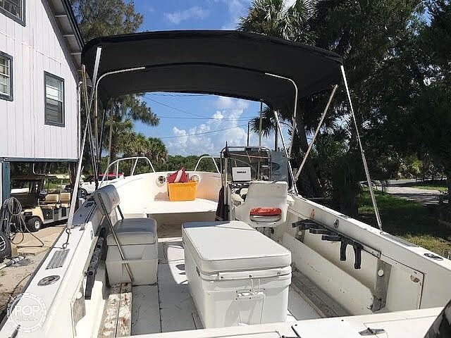 Spacecraft Boat Works v24 1987 Spacecraft v24 for sale in Cedar Key, FL