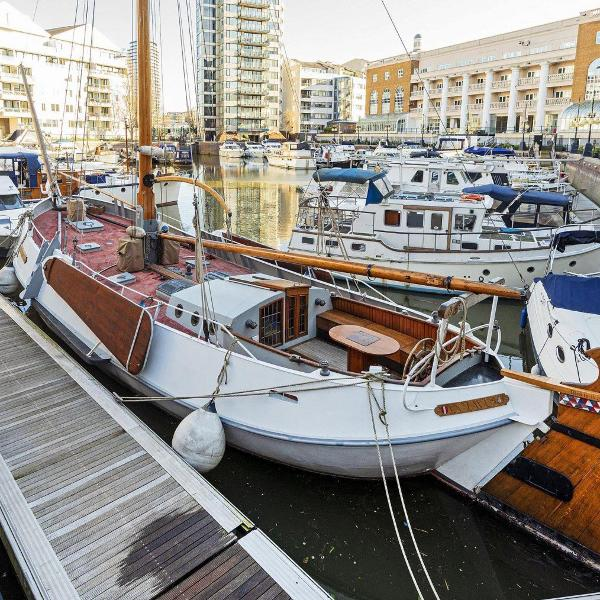 Schokker Sailing yacht