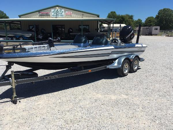 Bass Cat Boats COUGAR ADV. ELITE