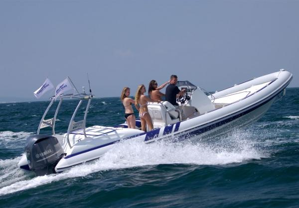 Cobra Ribs Nautique 9.0m Manufacturer Provided Image: Cobra Ribs Nautique 9.0m