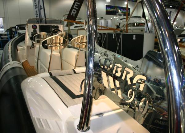 Cobra Ribs Nautique 9.0m Stern