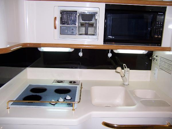 Galley Sink/Microwave