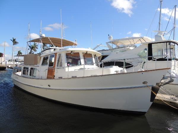 Eagle Pilothouse Trawler Eagle 40 Trawler