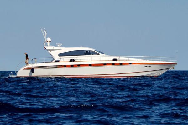 Leopard Express Motor Yacht Profile