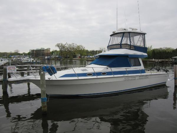 Mediterranean 38 Convertible DOCKSIDE