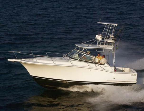 Luhrs 31 Open Manufacturer Provided Image