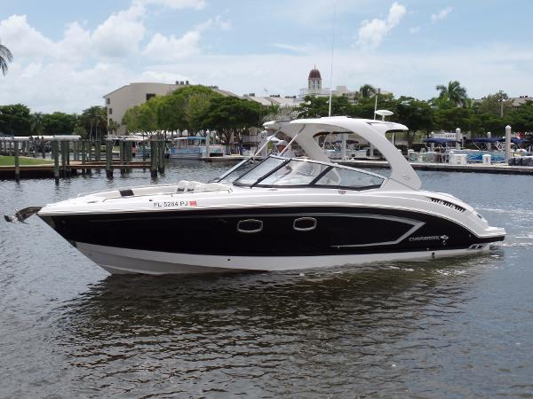 Chaparral 327 SSX Port Side