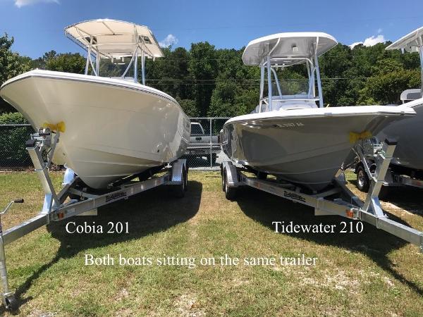Tidewater Boats 210 LXF