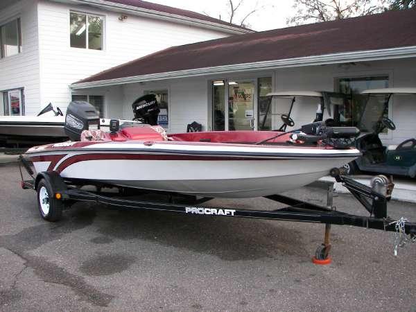1998 Procraft 17 Bass High Springs Florida Boats Com
