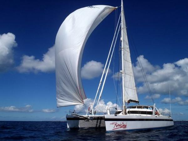 One Off Catamaran 61 feet