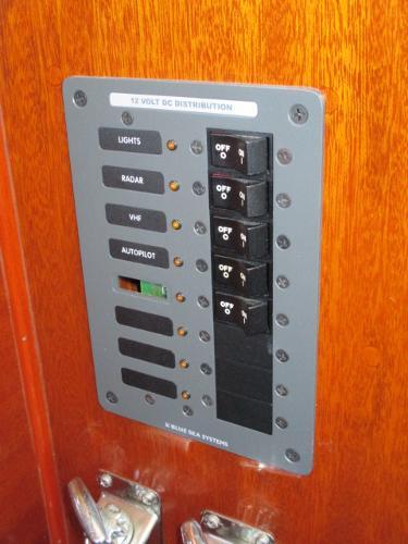 New power panel