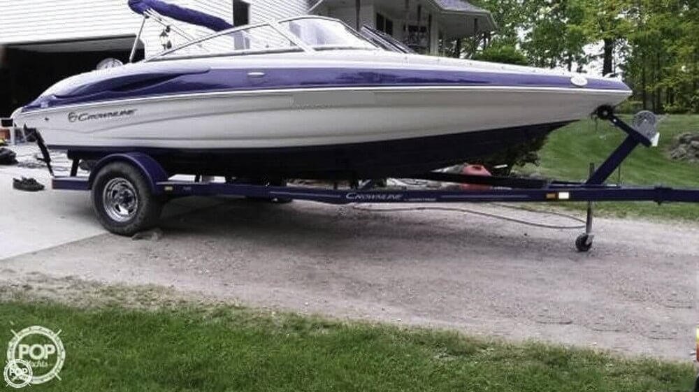 Crownline 195 SS 2012 Crownline 195 SS for sale in Linden, MI