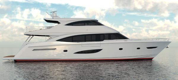 Viking 93' Motor Yacht