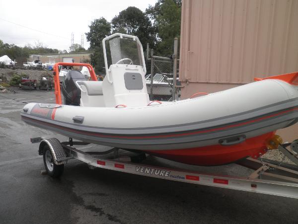 Highfield Ocean master 500