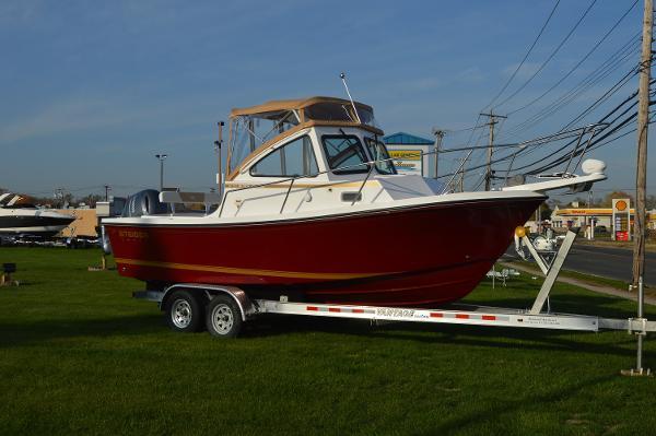 2017 steiger craft 21dv block island east haven for Used steiger craft for sale