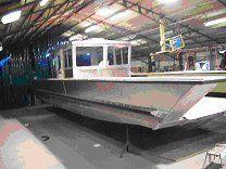 2012 40' Aluminum Rear Cabin Landing Craft /Twin 300 hp Suzuki outboards