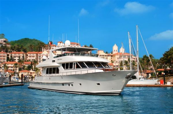 Paragon Pilot House Motor Yacht Photo 1